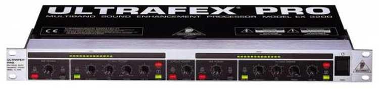 Behringer Ultrafex-Pro-EX-3200